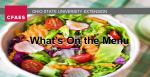 """What's On the Menu"" e-Newsletter"